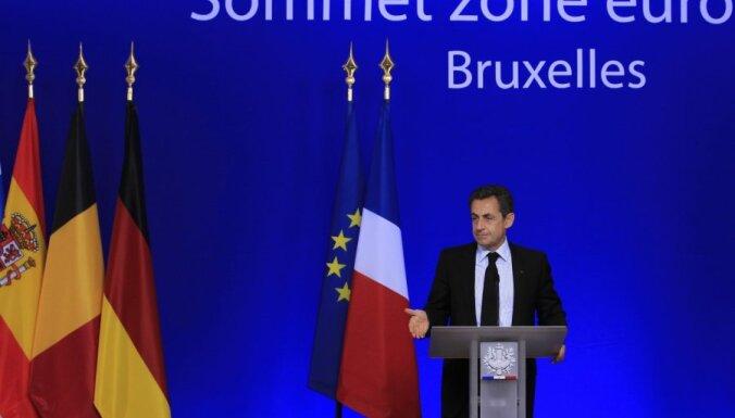 Sarkozī plāno startēt 2017. gada Francijas prezidenta vēlēšanās