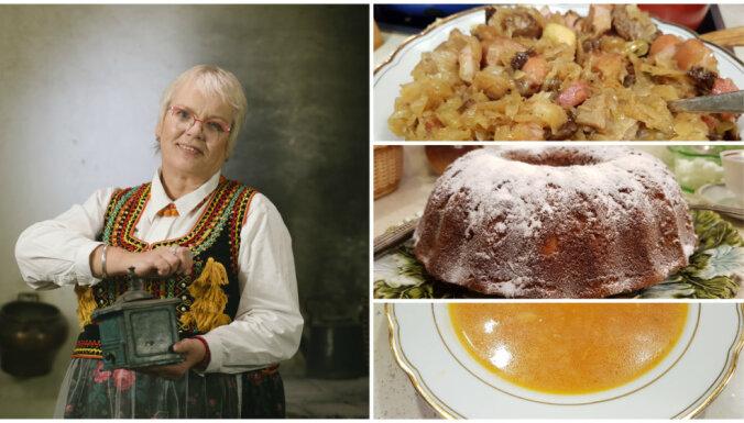 'Īstās Latvijas saimnieces' piedāvā: poļu tradicionālās receptes no Vandas Baulinas
