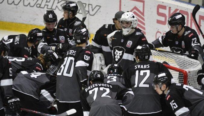 'Rīga' turpina zaudējumu sēriju MHL čempionātā