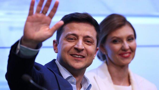 Инаугурация избранного президента Украины Зеленского пройдет 20 мая
