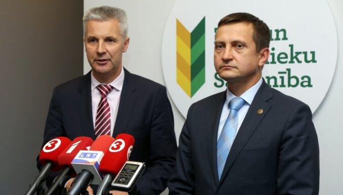 ZZS jaunās valdības sastāvā sola atbalstīt teritoriālo reformu