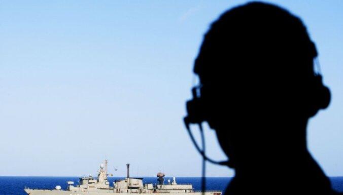 В Клайпедский порт придет группа боевых кораблей НАТО