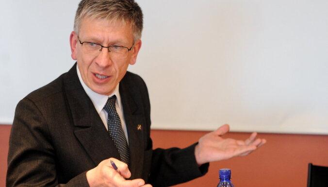 'Vienotība' atzīst pieļautās kļūdas un iesaistīsies valdības veidošanā, skaidro Judins