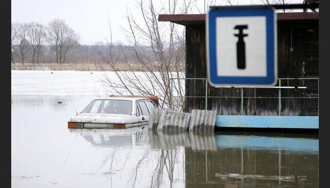 Страховые компании получили первые заявки на компенсацию ущерба от наводнения