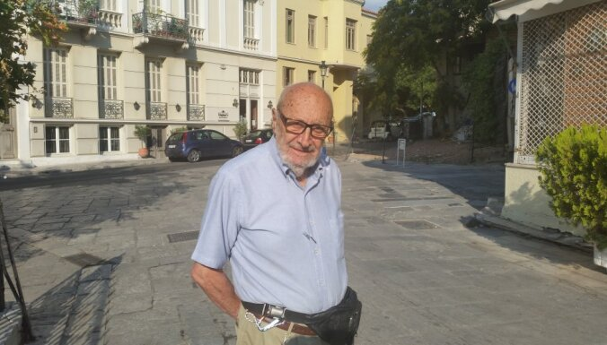 'Delfi' no Atēnām: 'Tas bija viltīgs referendums, Ciprs mūs apmānīja,' sūdzas vēlētāji