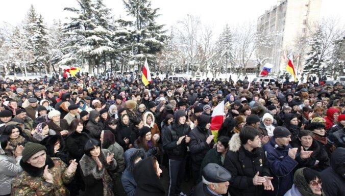 Dienvidosetijā notiek prezidenta vēlēšanu otrā kārta