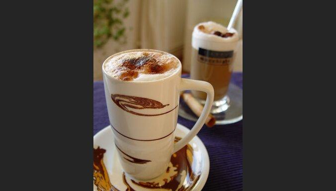 """""""Latte macchiato."""" Foto: www.treffpunkt-tisch.de"""