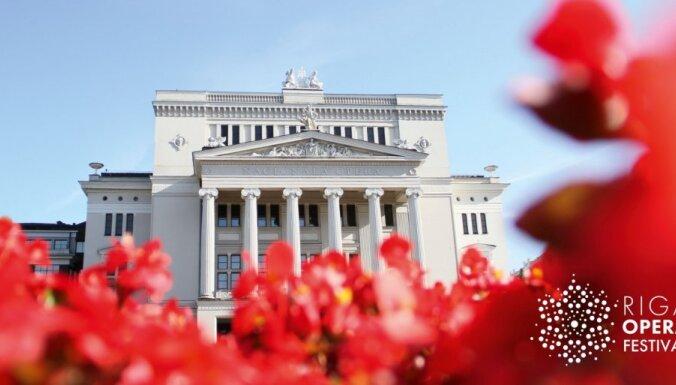 Ar krāšņu Galā koncertu noslēgsies Rīgas Operas festivāls
