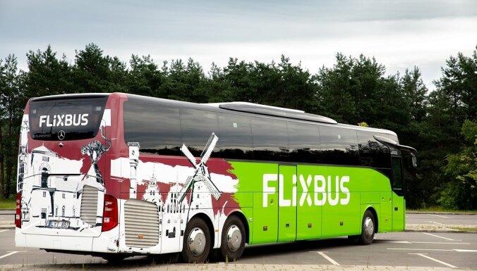 ФОТО: FlixBus запускает недорогие автобусные рейсы Рига — Варшава