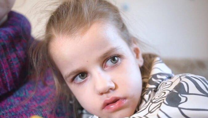 Приступы с трех месяцев, иногда по 20 в день: семье 8-летней Насти Гриценко нужна помощь