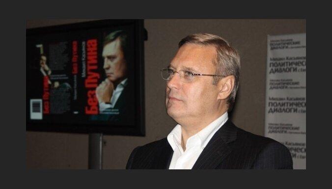 Касьянов: систему Путина ждет судьба СССР