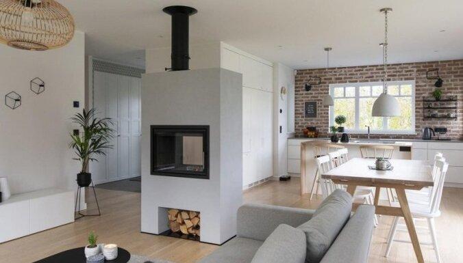 Izsmalcinātas mājas un kolorīti lauku īpašumi: sešas šarmantas dzīvesvietas Igaunijā