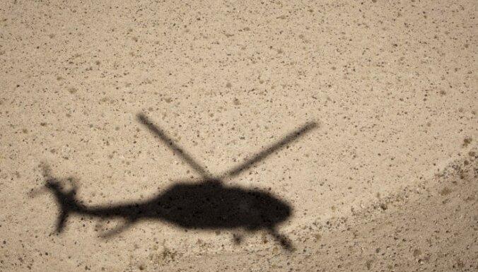 Nepālā avarējis helikopters; bojā gājis tūrisma ministrs