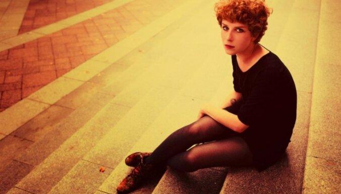 Rīgā uzstāsies lietuviešu dziesminiece Alīna Orlova
