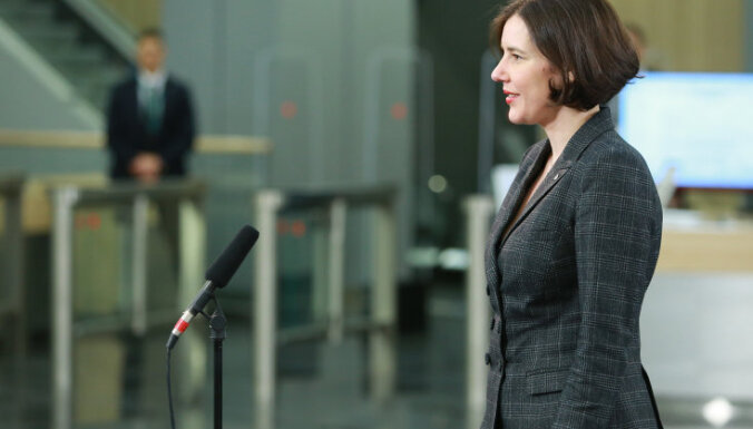 Reizniece-Ozola: 'Marguerite Fund' mērķis ir veicināt 'Latvijas Gāzes' infrastruktūras attīstību
