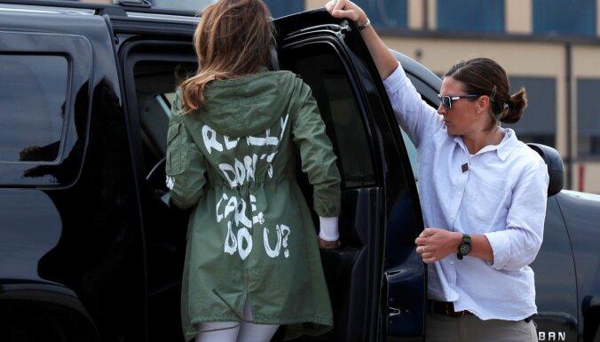 Отдельно от мужа: как на самом деле живет Мелания Трамп