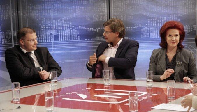 Партиям в Латвии жертвуют миллионы евро