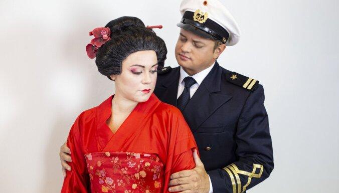 LNO uzvedumā 'Madama Butterfly' – trīs jaunas debijas