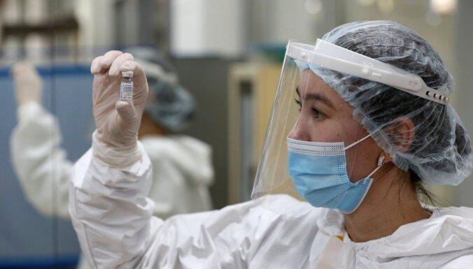 Kazahstāna nāk klajā ar savu Covid-19 vakcīnu 'QazVac'