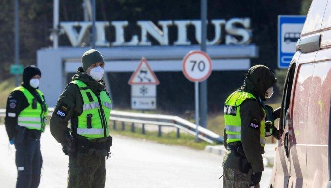 Lietuvā atļauj atsākt darbu nepārtikas preču veikaliem un mazajām remontdarbnīcām