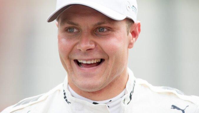 Боттас на Гран-при Австрии одержал вторую победу в карьере Ф-1