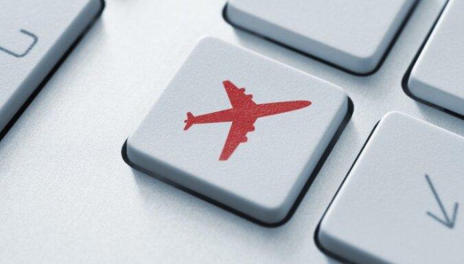 Tiešsaistē rezervējot ceļojumu, cena pirkšanas laikā bieži pieaug. Padomi, kā sevi pasargāt