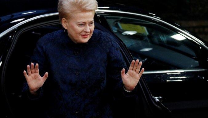 Премьер-министр Литвы о книге Грибаускайте: это недопустимо