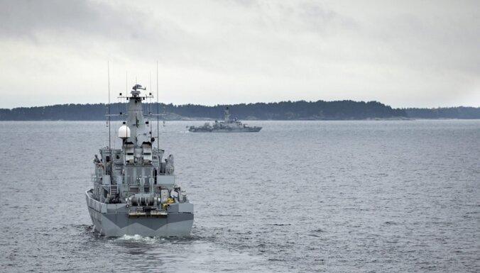ВИДЕО: Шведские водолазы обнаружили на дне моря странные углубления