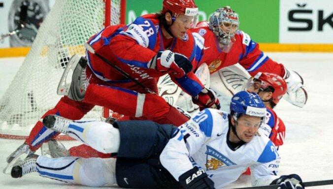 Российские хоккеисты уверенно выиграли Кубок Первого канала