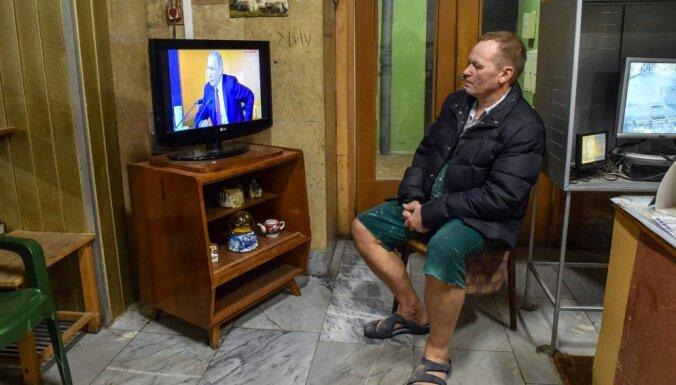 Ko vakar pateica Putins: astoņi citāti