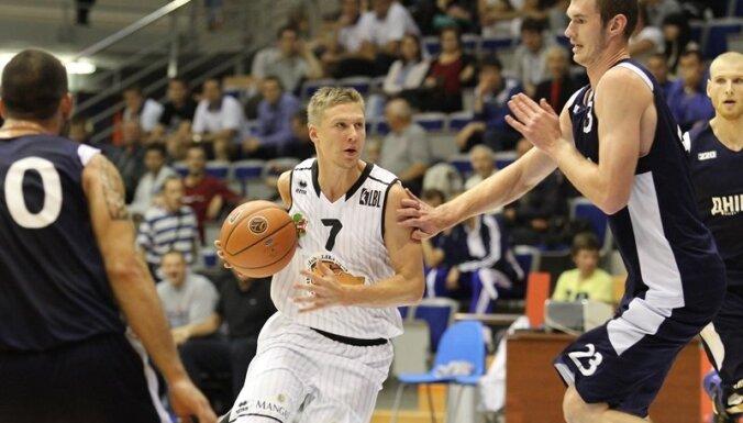 Trīs Latvijas komandas piedzīvo zaudējumu BBL turnīra spēlēs