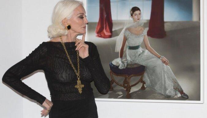 83 летняя модель о смерти, сексе и моделях