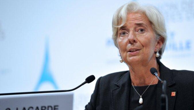 Глава МВФ: Мировая экономика растет слишком медленно