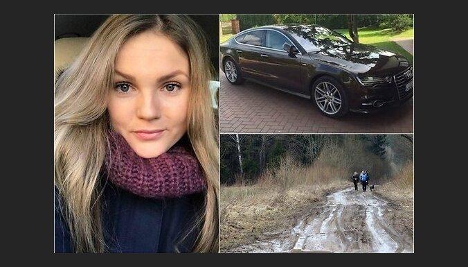 К делу об убийстве Страздаускайте присоединили дело об угоне машины гражданина Латвии