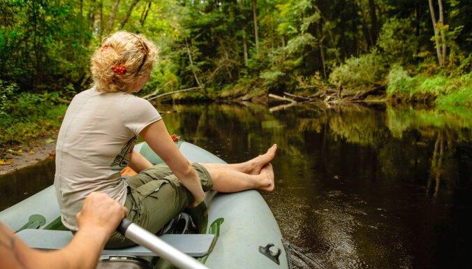 Kur laivot Gaujas nacionālajā parkā?