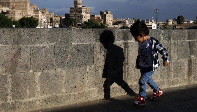 ANO brīdina par finansējuma trūkumu palīdzības programmām Jemenā