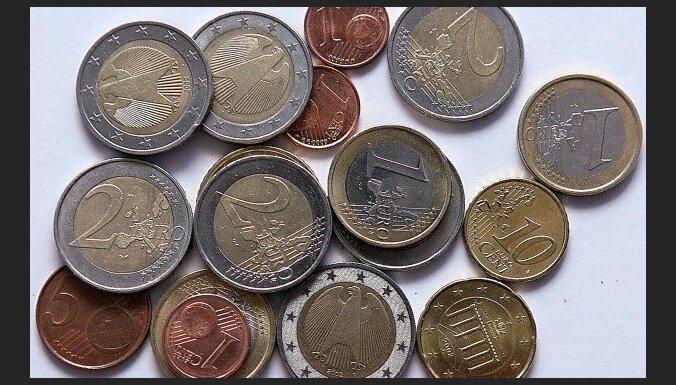 Римшевич: евромонеты и банкноты обойдутся Банку Латвии примерно в 16 млн. латов