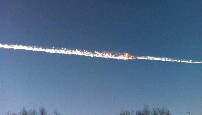 Число пострадавших от падения метеорита превысило 1000