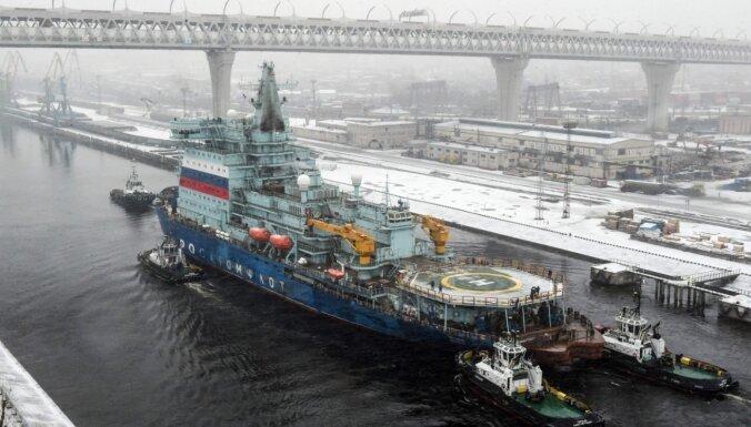 Krievija plāno paplašināt savu klātbūtni Arktikā