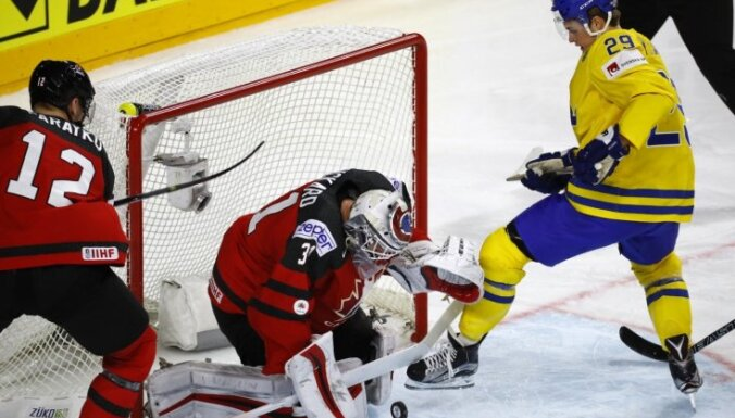 ФОТО, ВИДЕО: Впервые за 23 года чемпион мира по хоккею определился в серии буллитов