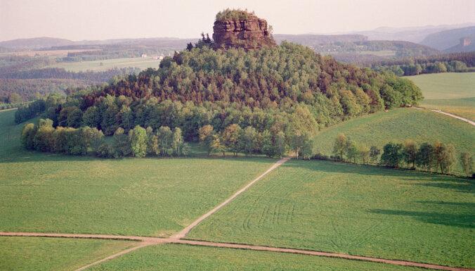 В Германии выставили на продажу гору