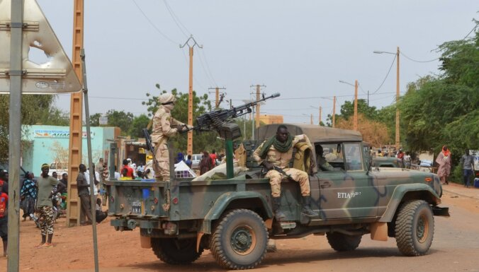 Francija Mali likvidē 'Al Qaeda' kaujinieku vadoni