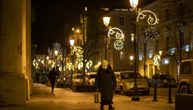 В Литве 3219 новых случаев коронавируса, в Эстонии— 561