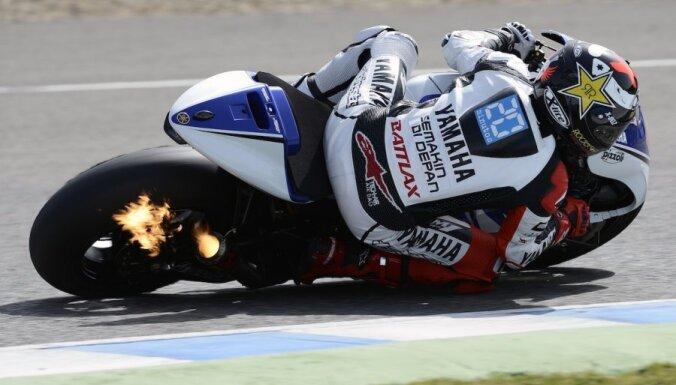 MotoGP sezona tiks atklāta Lieldienās