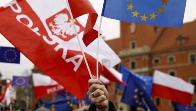 Польская оппозиция призвала бойкотировать выборы президента в мае