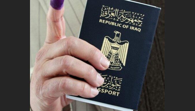 Oficiālie rezultāti: Irākas vēlēšanās uzvarējusi ekspremjera Alavi partija