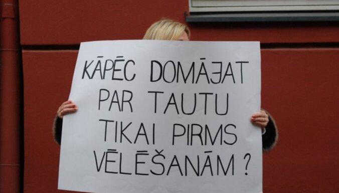 Евроскептики больше не собирают подписи за роспуск Сейма