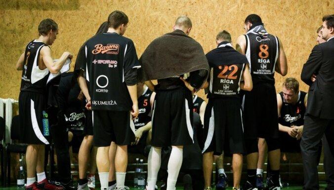 'Barons kvartāla' basketbolisti pirmajā BBL spēlē par bronzas godalgām iegūst astoņu punktu pārsvaru