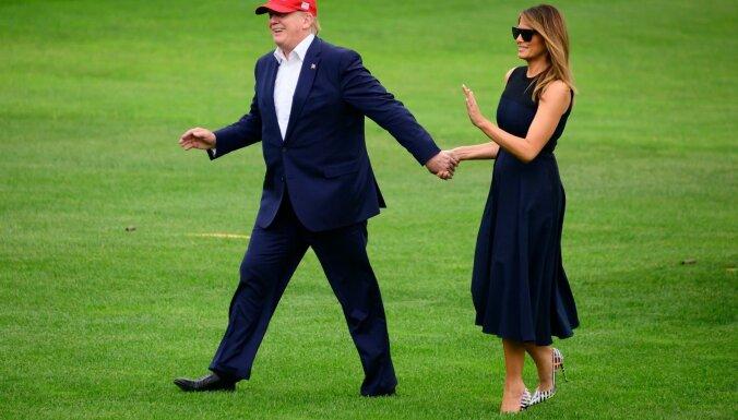 """Разрушители мифов о Меланье Трамп ставят под сомнение фантазию о """"плененной принцессе"""""""