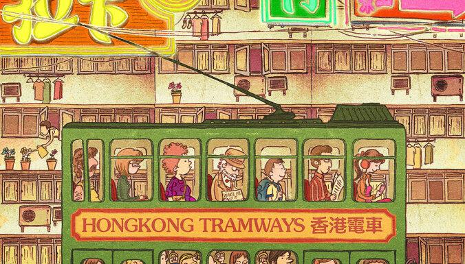 Singapūriešu Sprīdītis - aizkustinošs stāsts par vīriņu, kas meklē Laimīgo zemi un apceļo pasauli